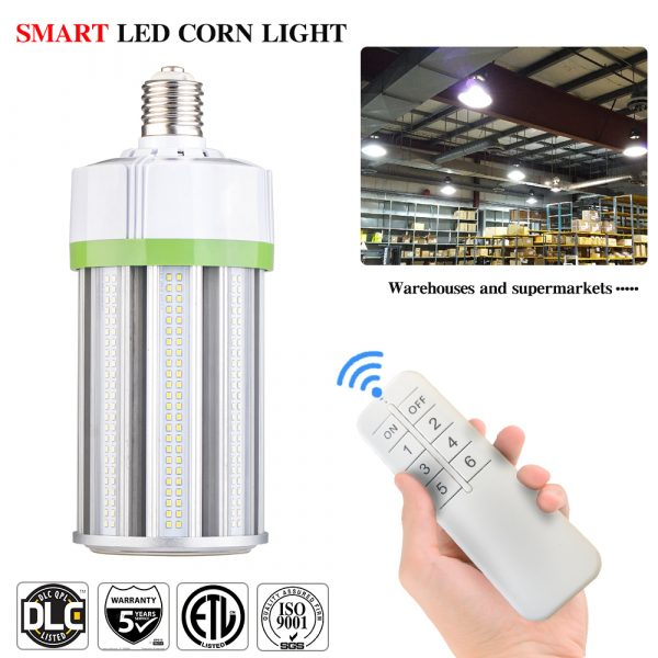 Remote-control-for-Dimmable-Corn-Bulb-Light